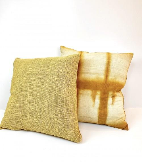 Tuman Mustard Cushion