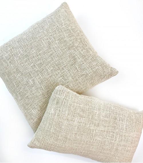 Tuman Ivory Cushion
