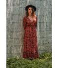 Anais Clay Dress