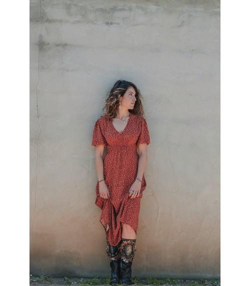 FRIDA Dots Dress