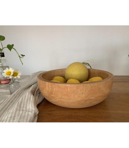Bowl Suar Natural