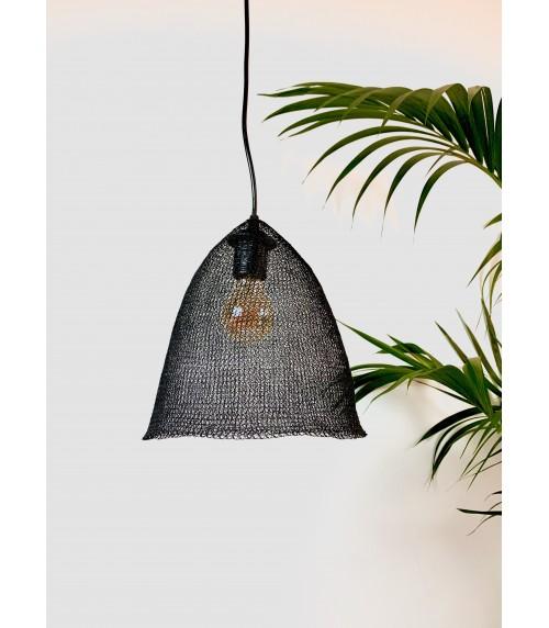 Metal Bell Lamp