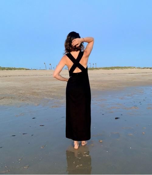 Vestido Kosashita Negro