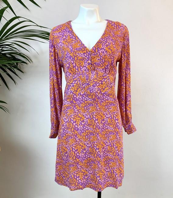 Inoa Purple Dress
